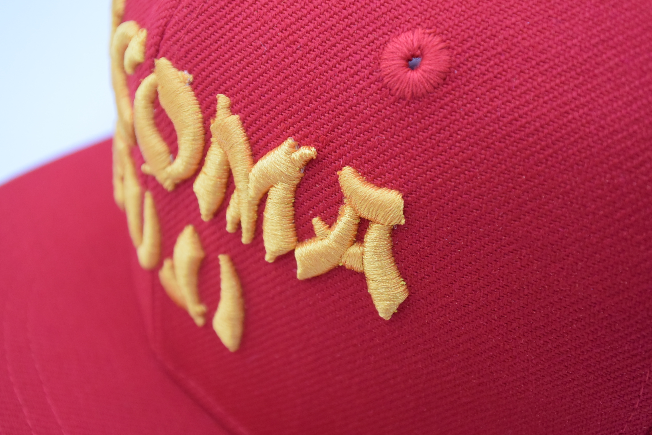 TACOMA FUJI CAP (4th ver.) RED