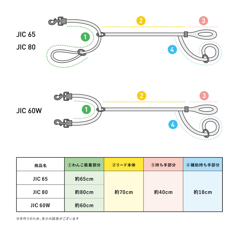 JICリード60-WS<鉄砲ナスカン>