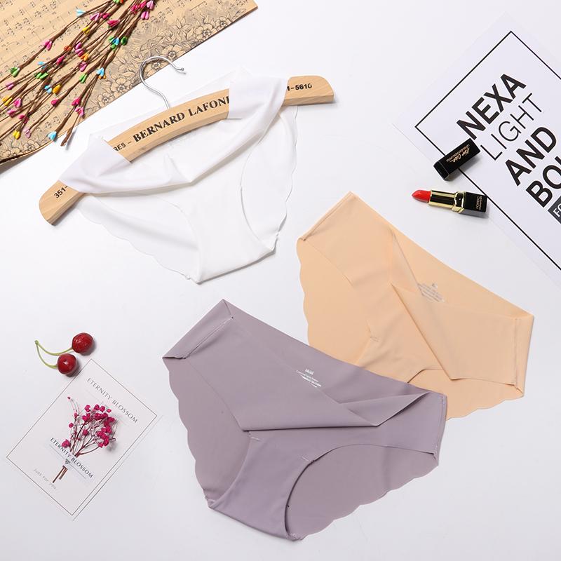 【ショーツ】3枚シンプル午前腰が低い無地ファッション29161804