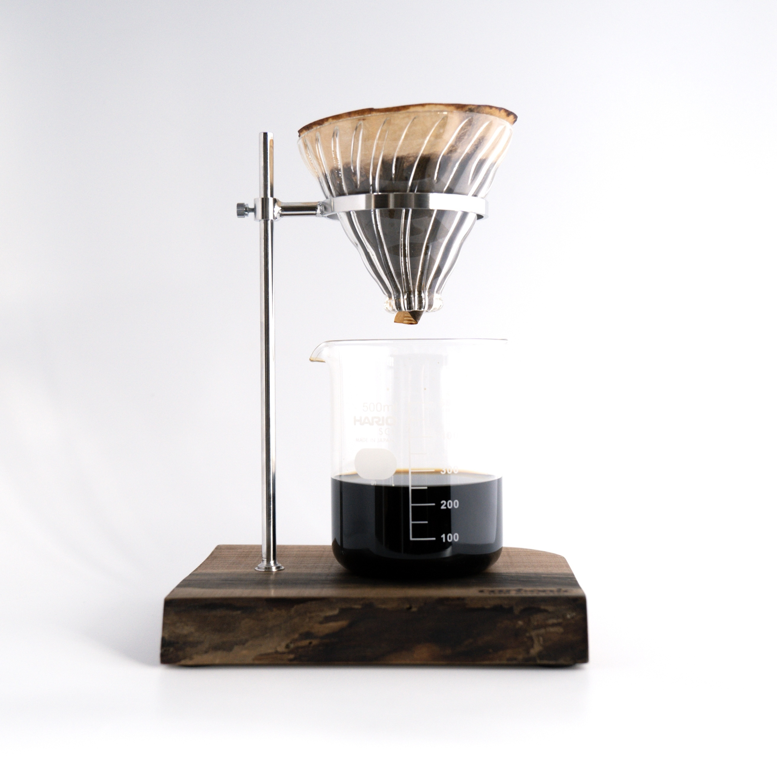 carbonic × HIWC COFFEE drip stand