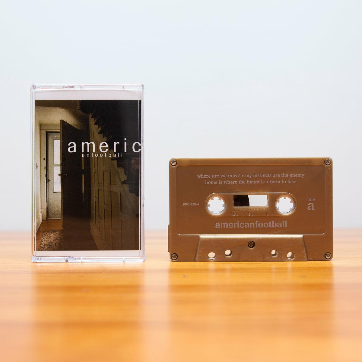 American Football / American Football Ⅱ(Cassette)