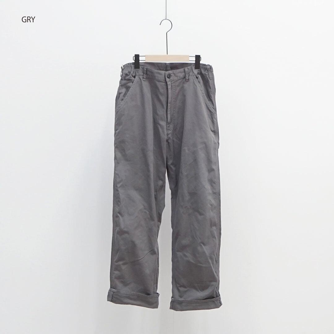 ORDINARY FITS オーディナリーフィッツ RELAX PAINTER PANTS リラックスペインターパンツ 【返品交換不可】 (品番of-p054)