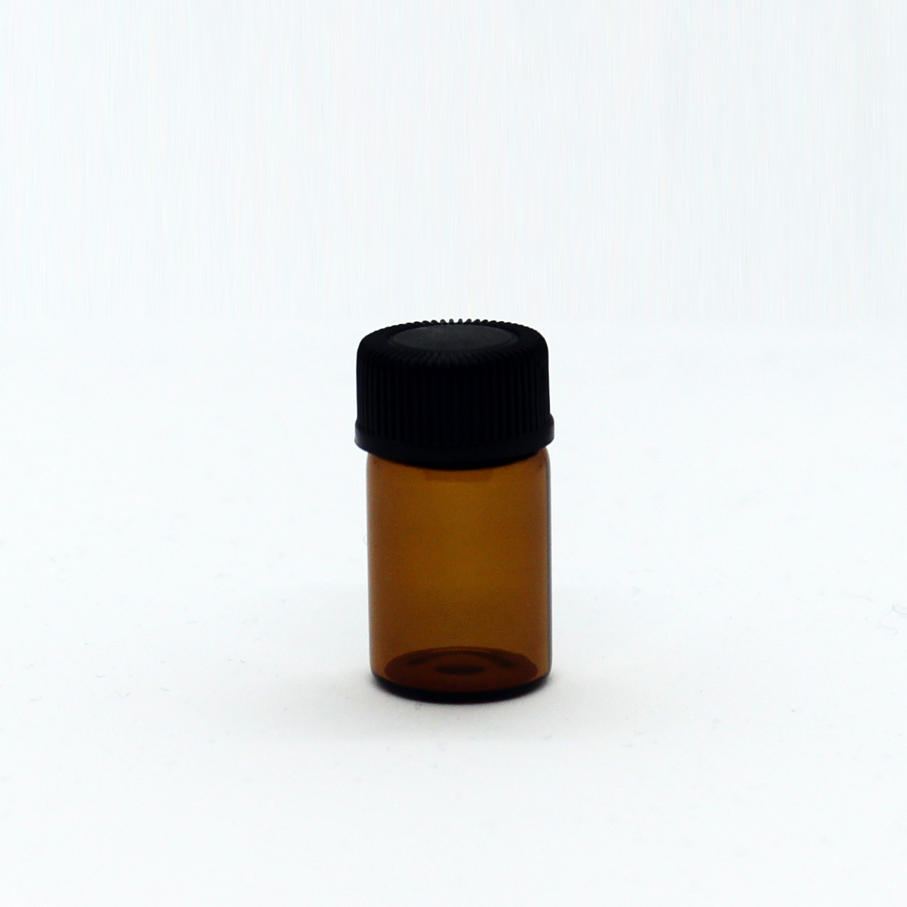 Amber Glass Bottles 2mL 20 pieces