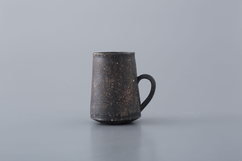 Coffee cup (黒) / 大澤 哲哉
