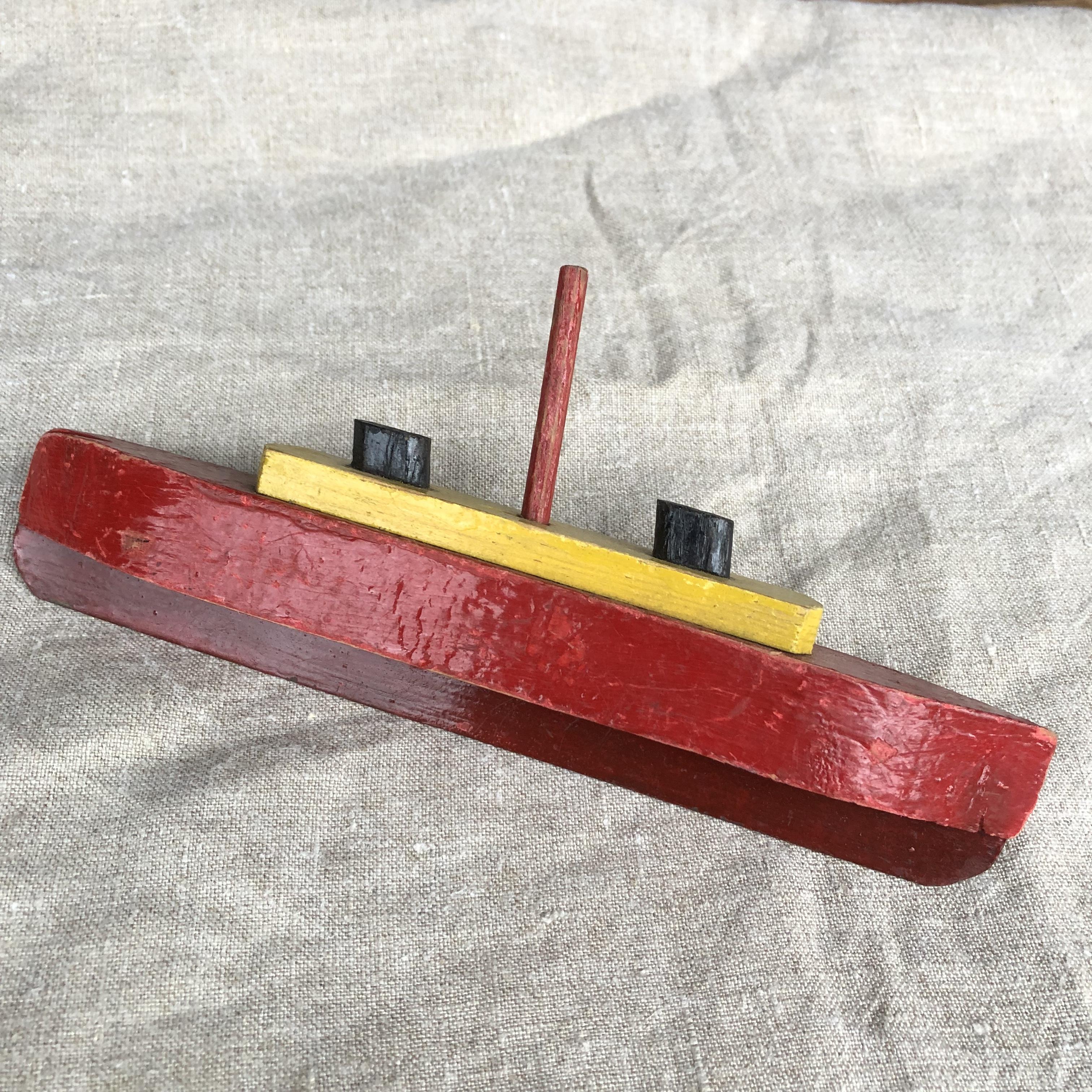木製船  フランス製