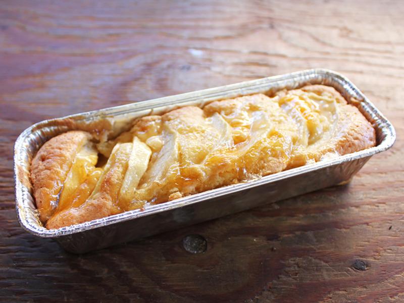 パウンドケーキ(リンゴ)