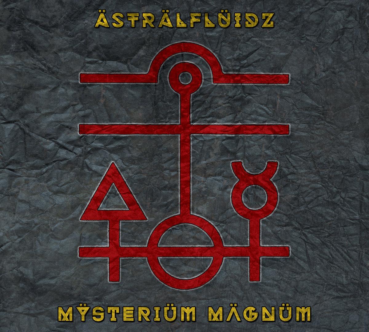 ÄSTRÄLFLÜIDZ - Mÿsteriüm Mägnüm CD - 画像1