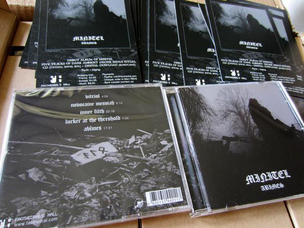 Minitel - Abimes CD - 画像3