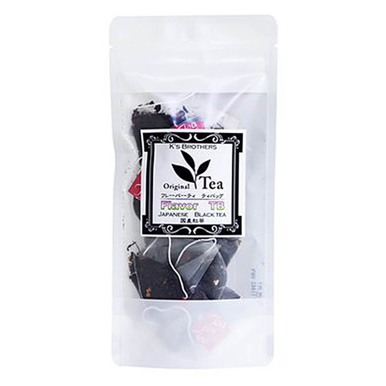 お茶 紅茶 フルーツフレーバー紅茶 (ティーバッグ) 3g×10パック 1袋 鹿児島 小牧緑峰園