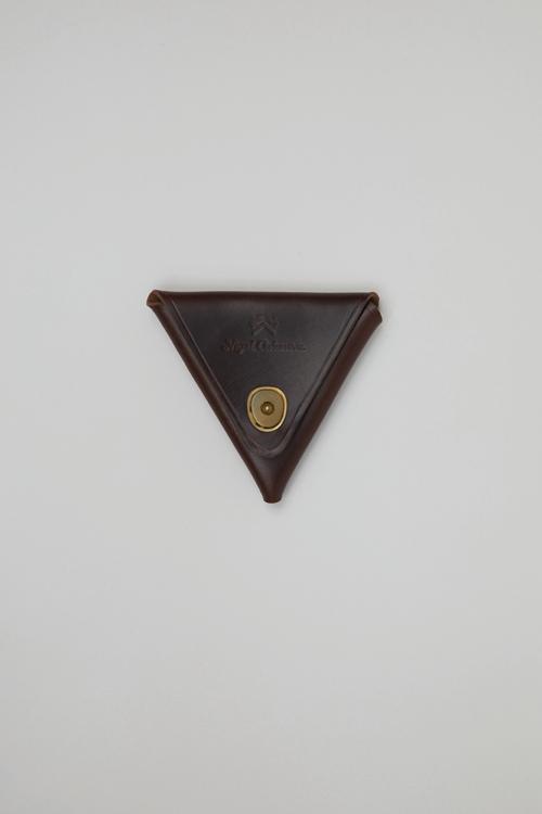 レザーコインケース / LEATHER COIN CASE - HOWEEN LEATHER CHROME XCEL