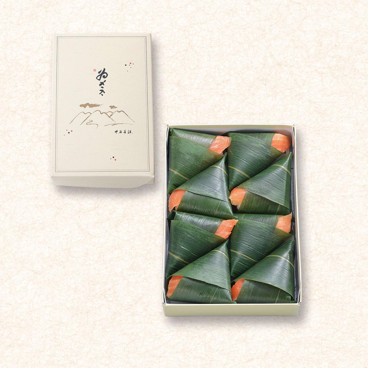 【かみきた名物】ゐざさ寿司 8個入