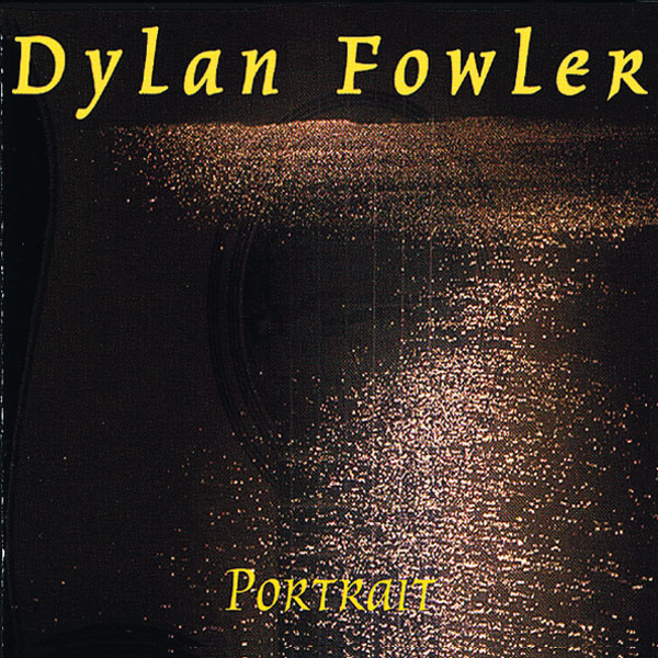 AMC1185 Portrait / Dylan Fowler (CD)