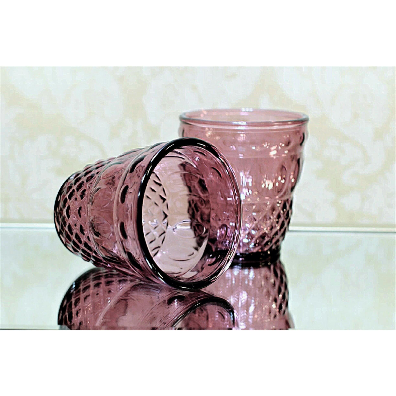 IVV セルラボ ゴブレット アメジスト 【イタリア製ガラス食器】