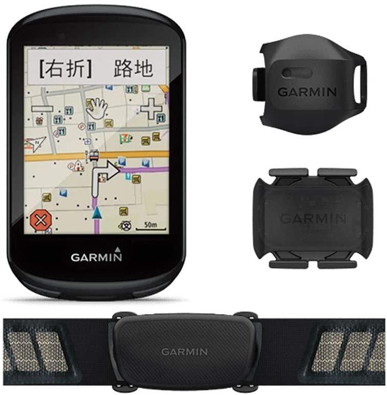 GARMIN(ガーミン) EDGE 830 日本語版 GPSサイクルコンピューター(センサー類付)