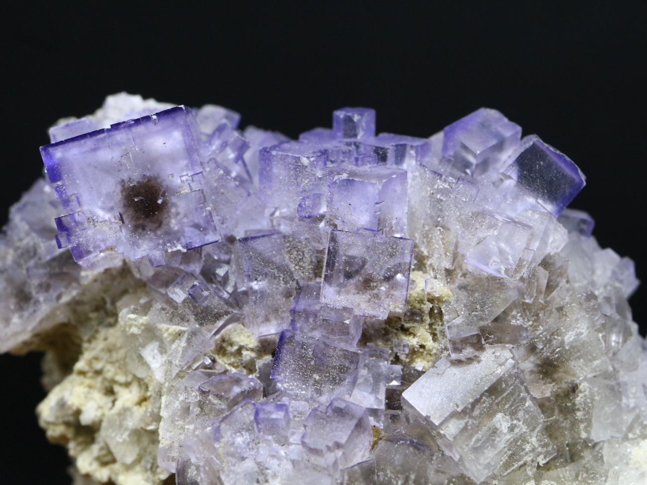 フローライト 蛍石 原石 メキシコ産 73,3g FL012