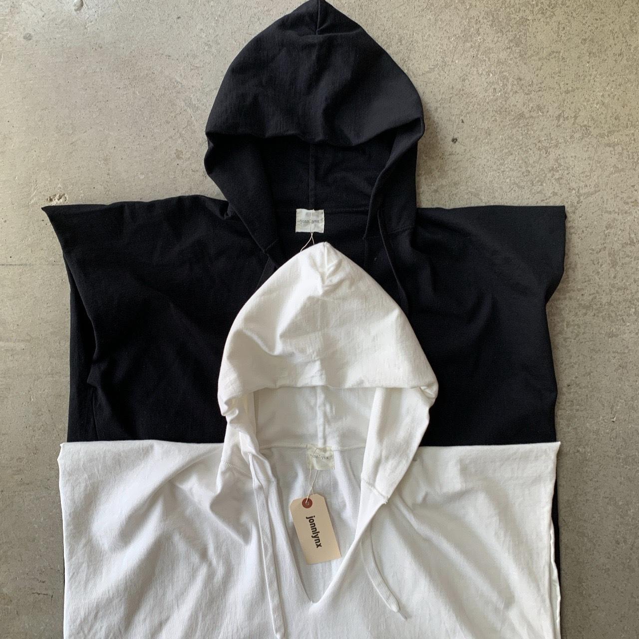 jonnlynx - cut off hoodie