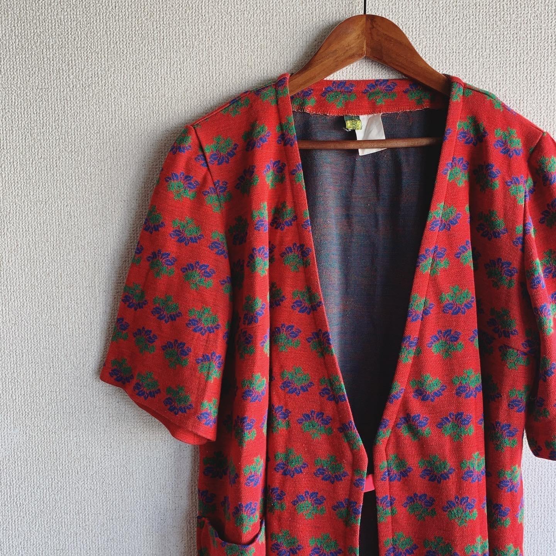 【SALE】vintage design gown