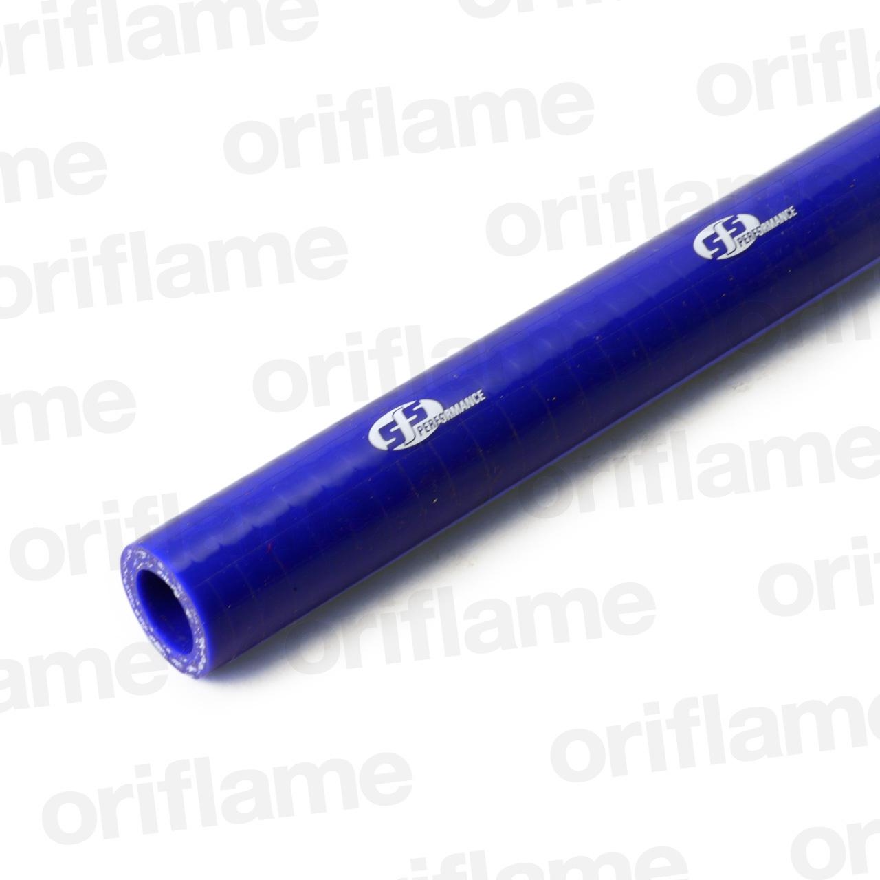 ストレートホース・内径16mm・ブルー