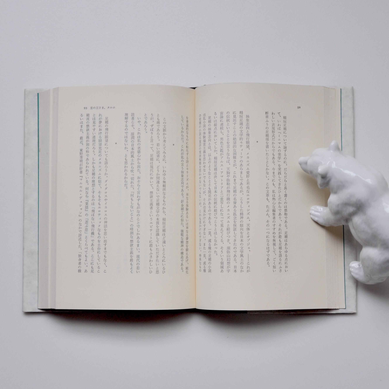 澁澤龍彦 著『 洞窟の偶像 』】青土社 / 単行本 / 絶版 / 帯付 ...