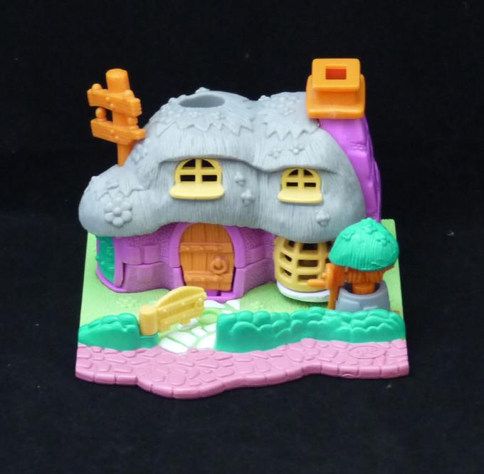 ポーリーポケット ラビットハウス 1994年完品