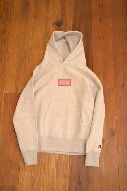 TACOMA FUJI RECORDS / CAMP IN THE YARD PATCH HOODIE