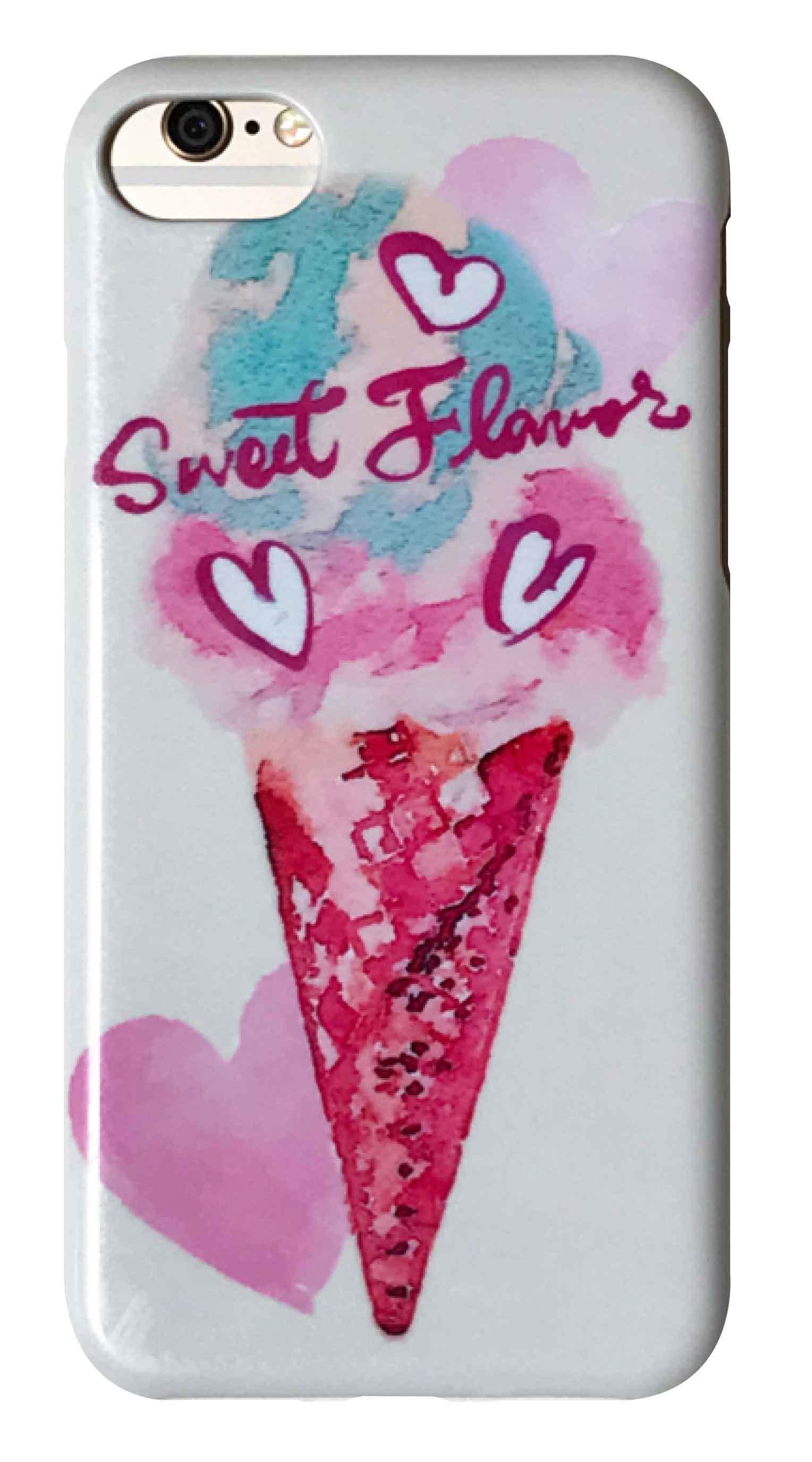 アイスクリーム つや有りハードケース
