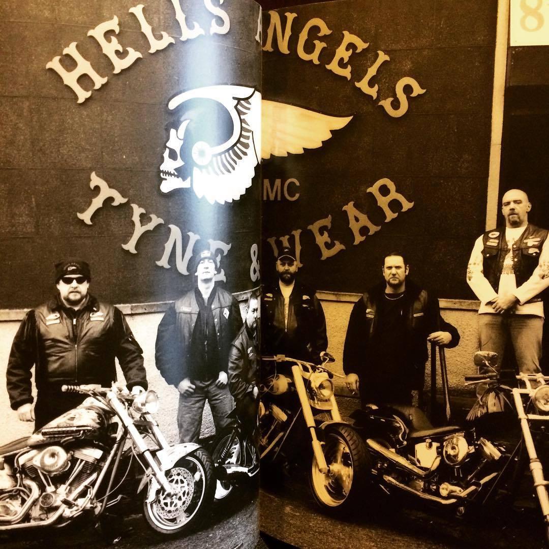 ヘルズ・エンジェルス写真集「Hells Angels Motorcycle Club/Andrew Shaylor」 - 画像3