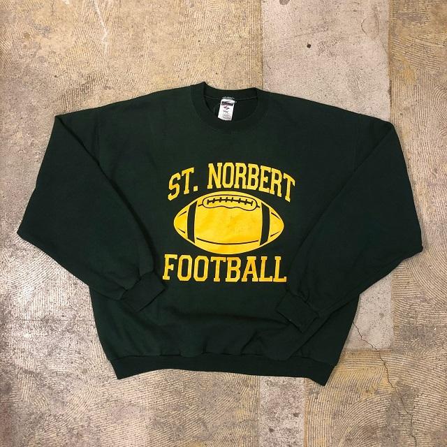 90's ST.Norbert Football Sweat