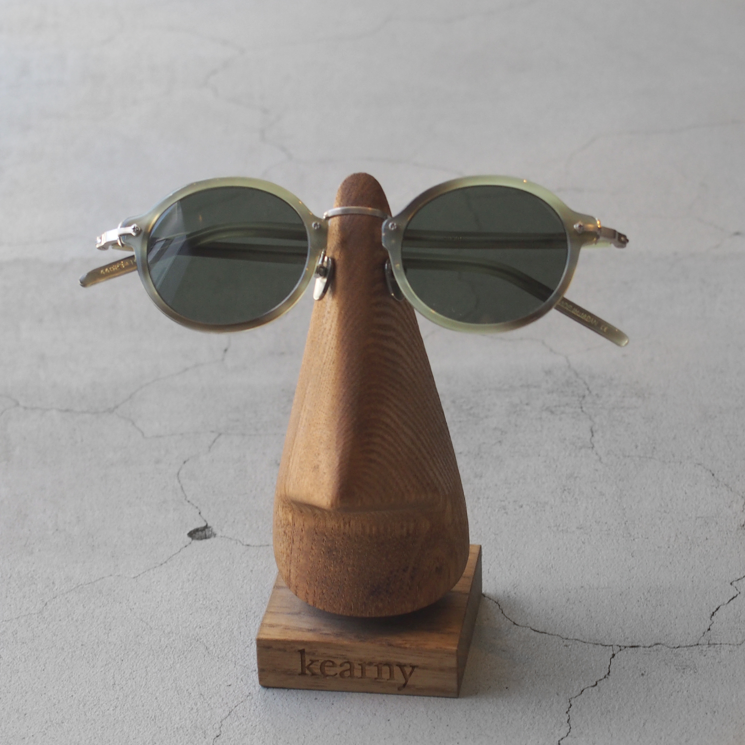 kearny susan sunglasses green