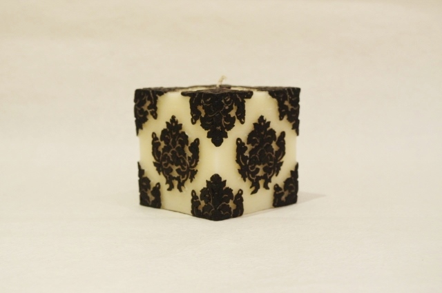 Orchid Cube/Black