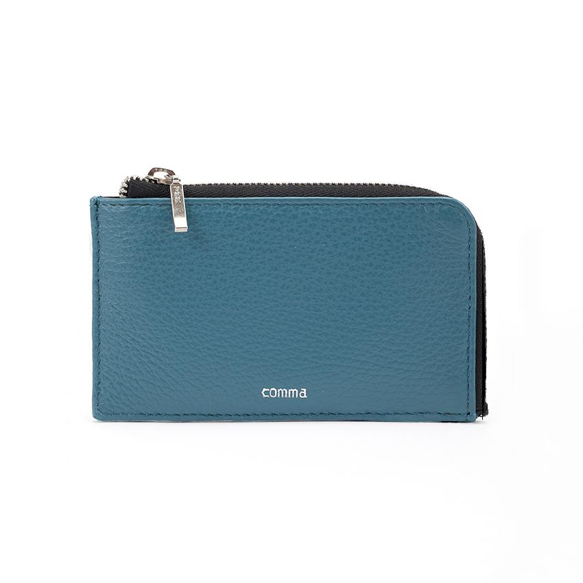 ■Mini Wallet & Pass Case■ミニウォレット&パスケース(ブルー)