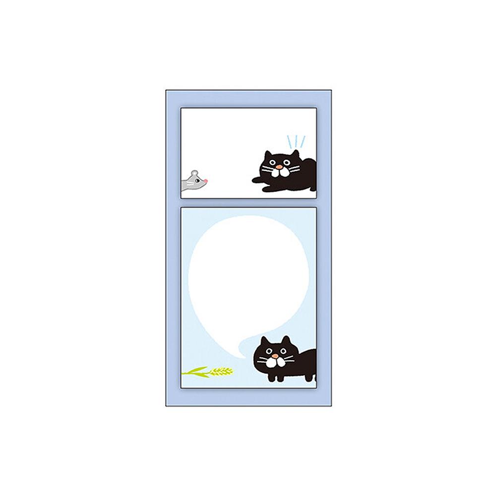 猫ふせん(うちのねこ)