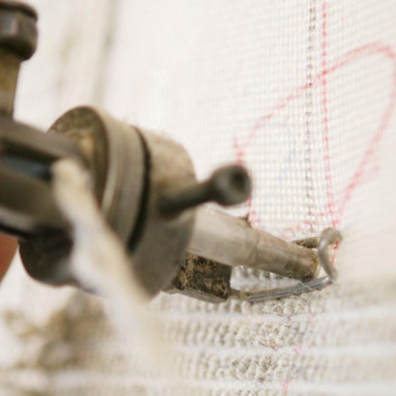 オーダーメイドラグ Nature Wool 10mm Loop