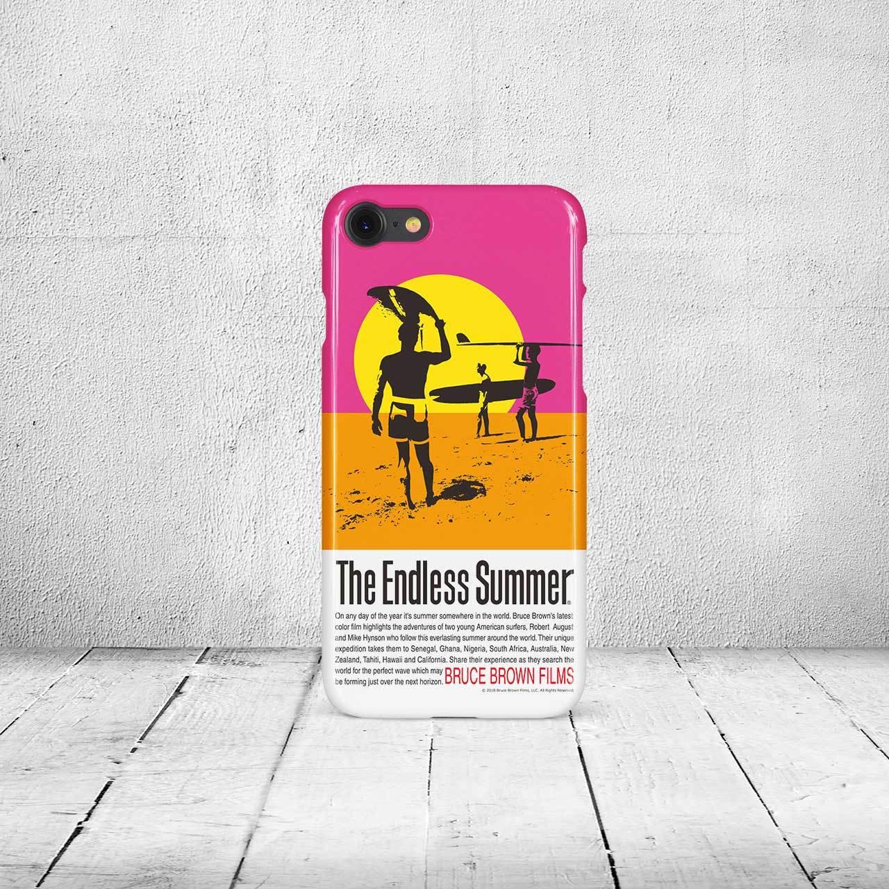iPhone7 & 8ケース・The Endless Summer (エンドレスサマー)・オリジナル
