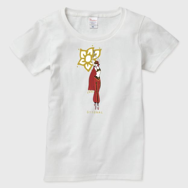 ニキヤTシャツ(レディース) - 画像3