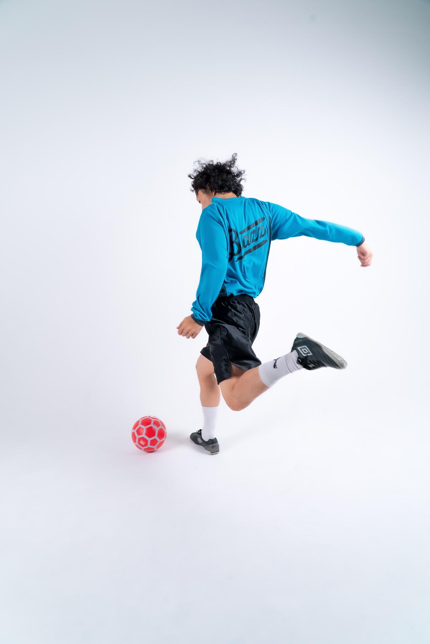 blazz sports soccer practice shirt [BLUE]