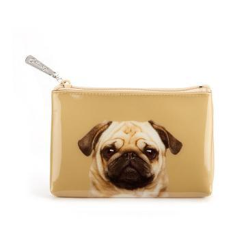 Pug on Caramel Pouch_PS4P