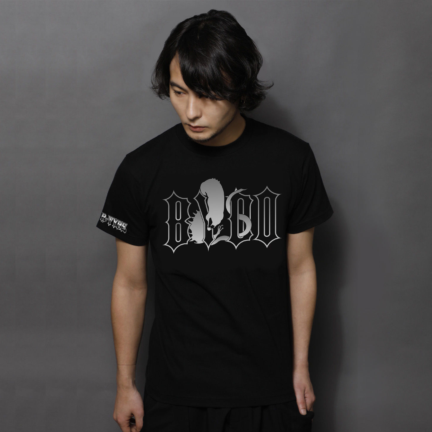 R-TYPE「EMPIRE BYDO Tee」 /  GAMES GLORIOUS