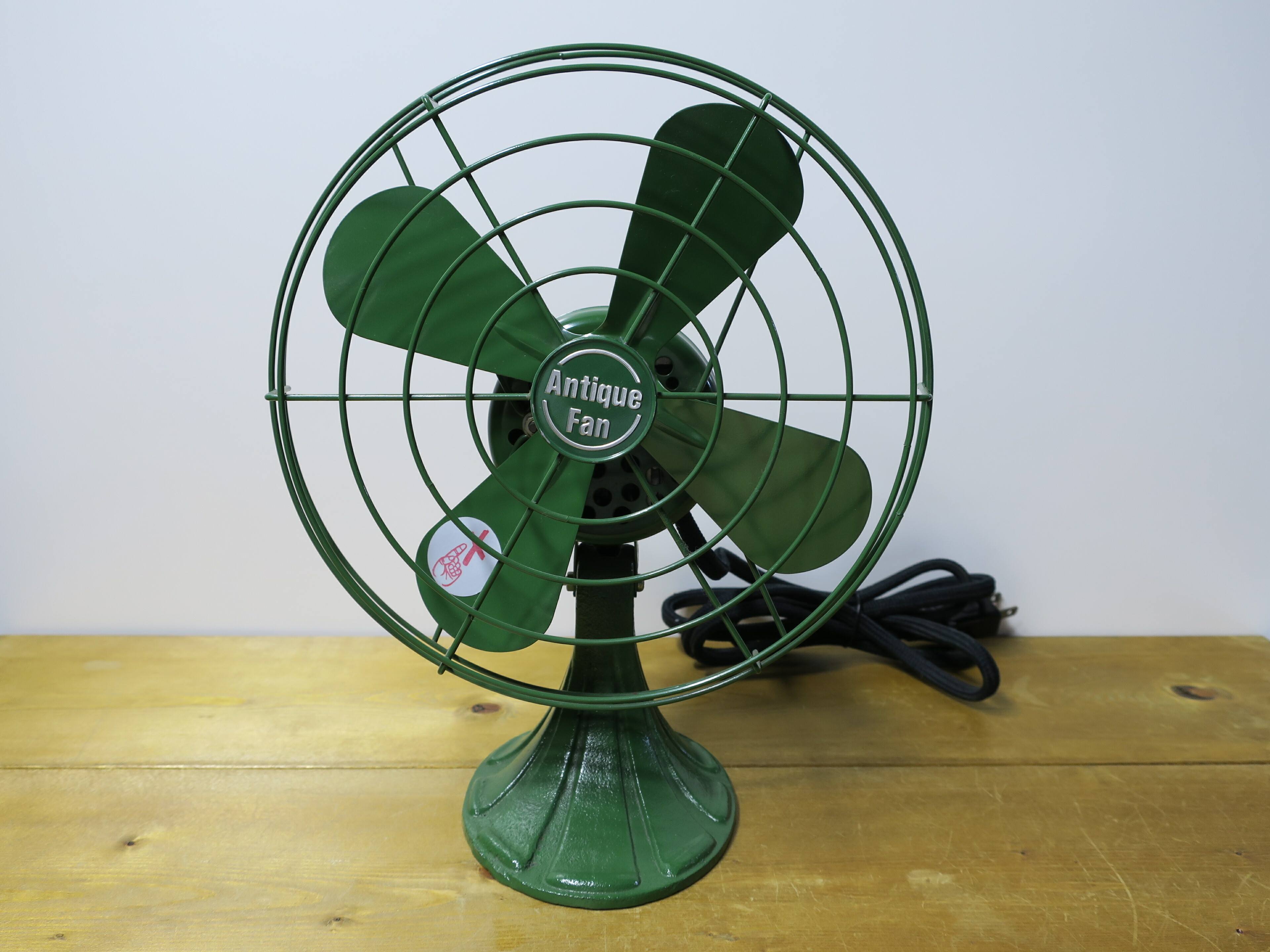 Antique Fan アンティーク風扇風機