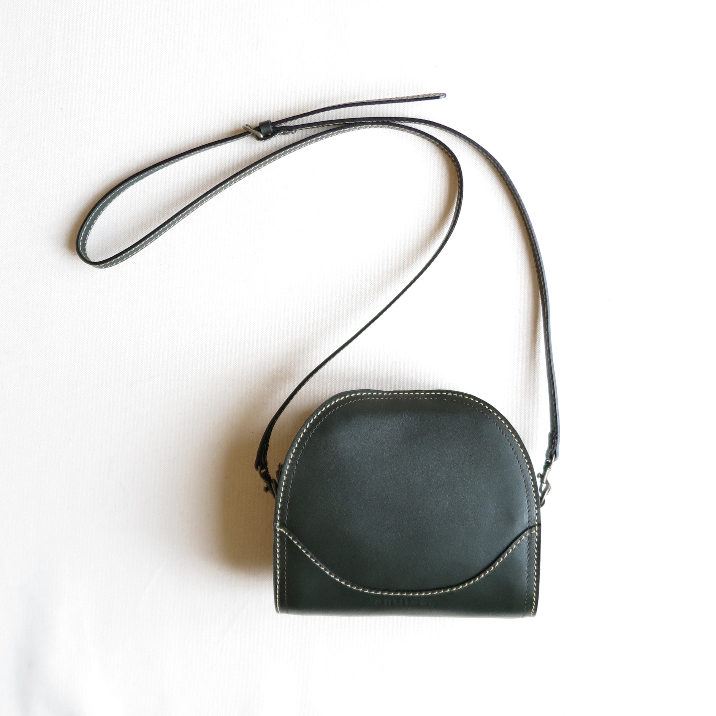 Vague pochette mini D.GREEN