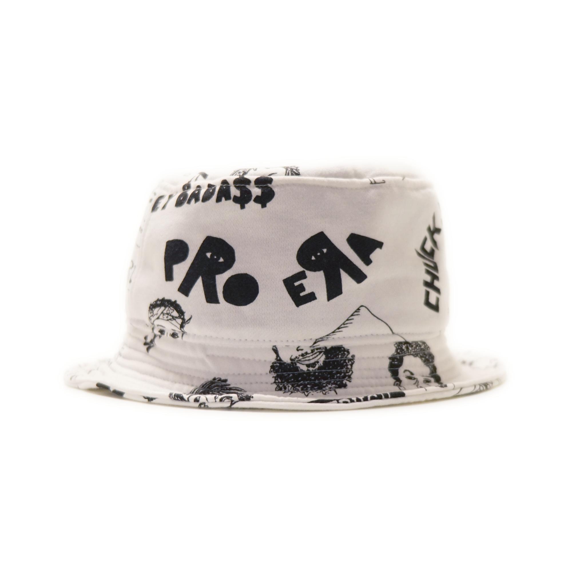 KIDSUPER X BEASTCOAST BUCKET HAT