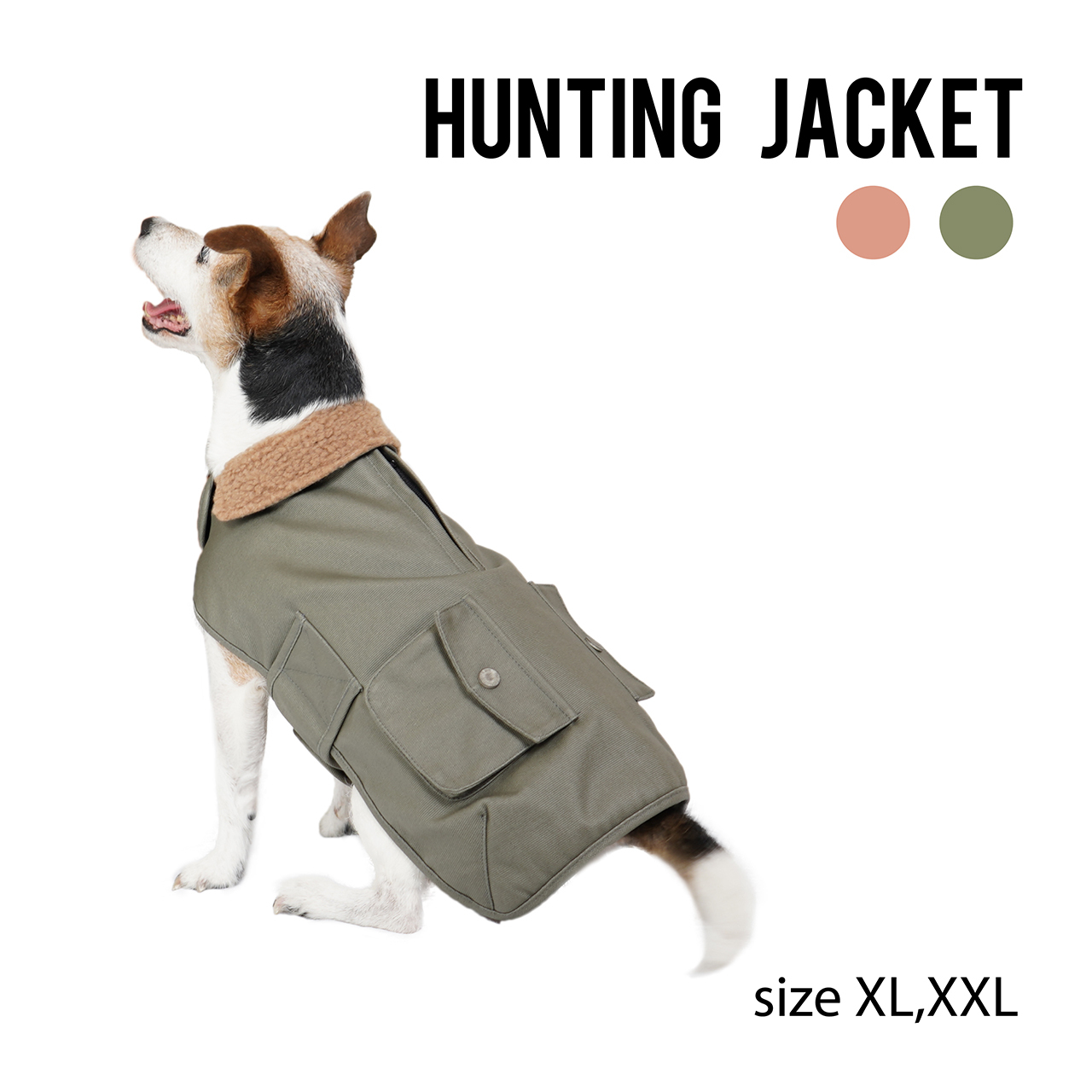 HUNTING JACKET(XL,XXL) ハンティングジャケット