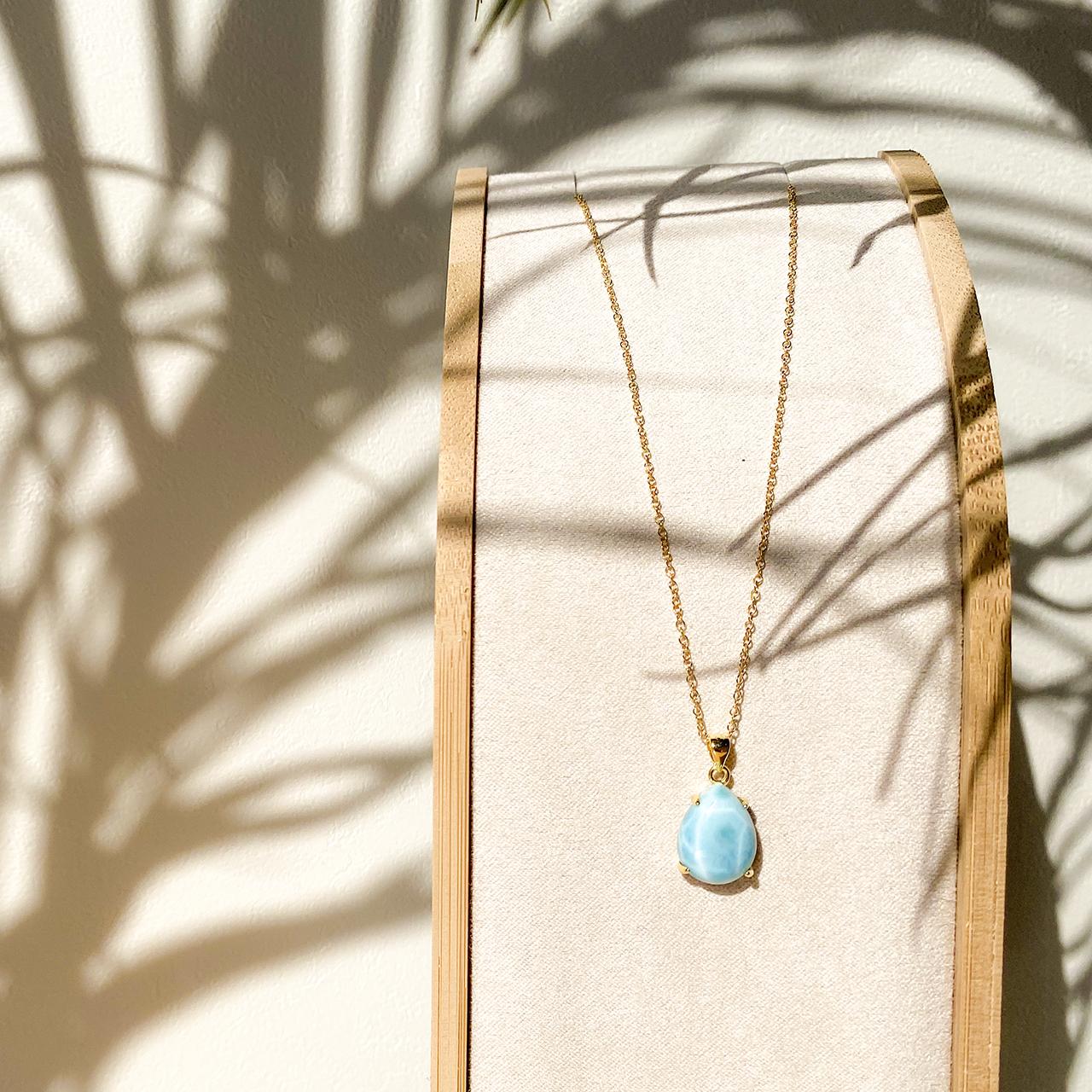 Larimer Drop Necklace