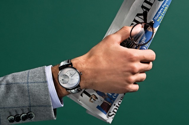 【RADO ラドー】DiaMaster Automatic Grande Seconde ダイヤマスター グランドセコンド(グレー)/正規輸入品