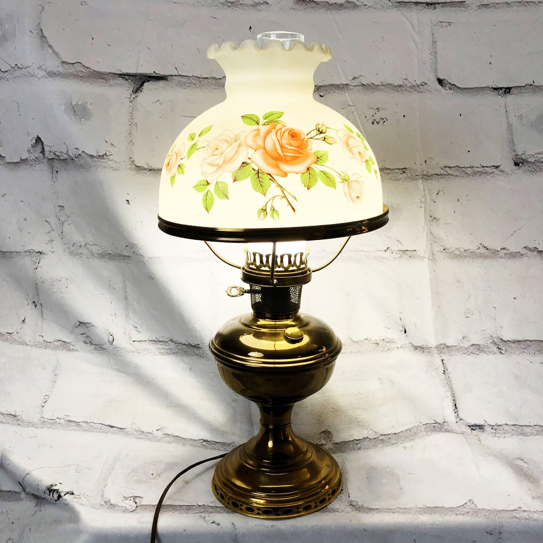 品番3557 ローズ スタンドライト テーブルランプ 薔薇 照明 インテリア ヴィンテージ