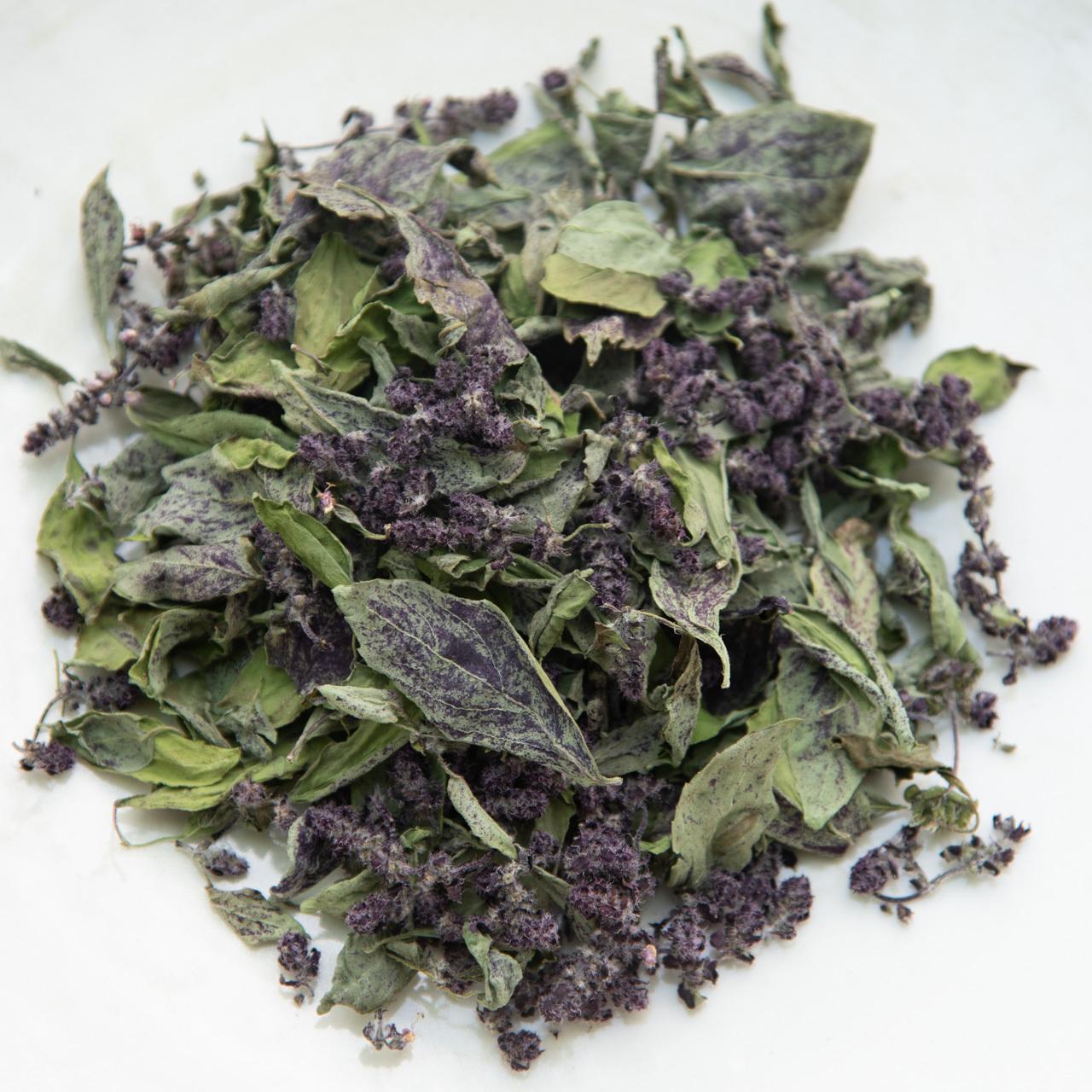 2020年度産トゥルシー茶(ホーリーバジル茶)