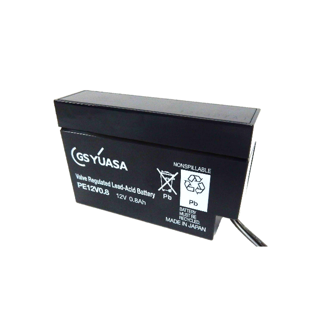 PE12V0.8WS GSユアサ製 小形制御弁式鉛蓄電池 PEシリーズ