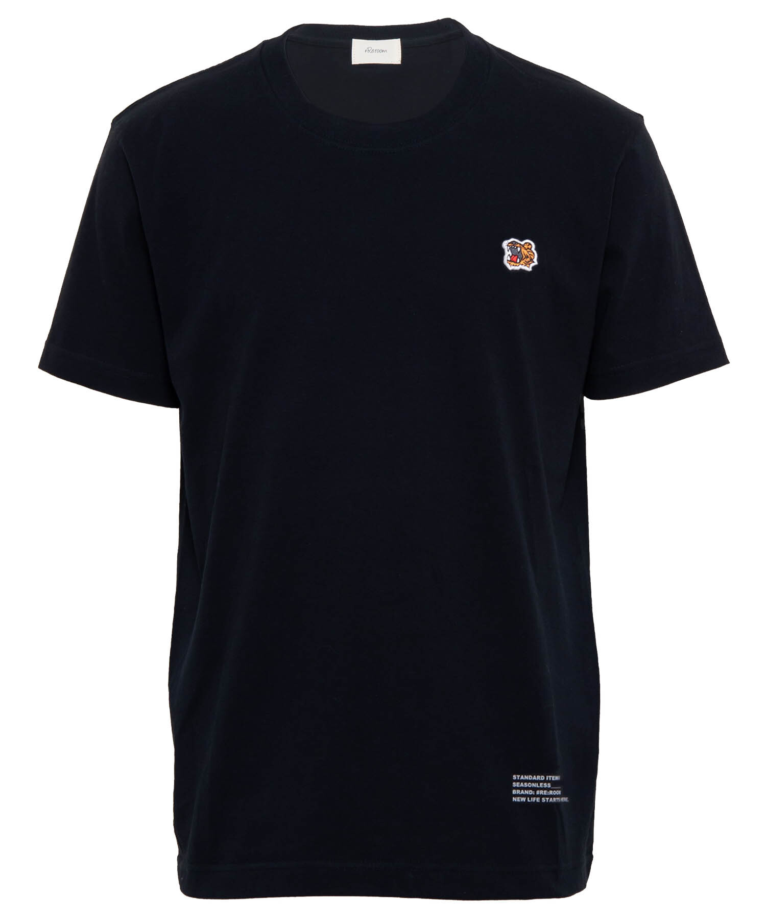"""ONE POINT BASIC T-shirts """"Tiger""""[REC172]"""
