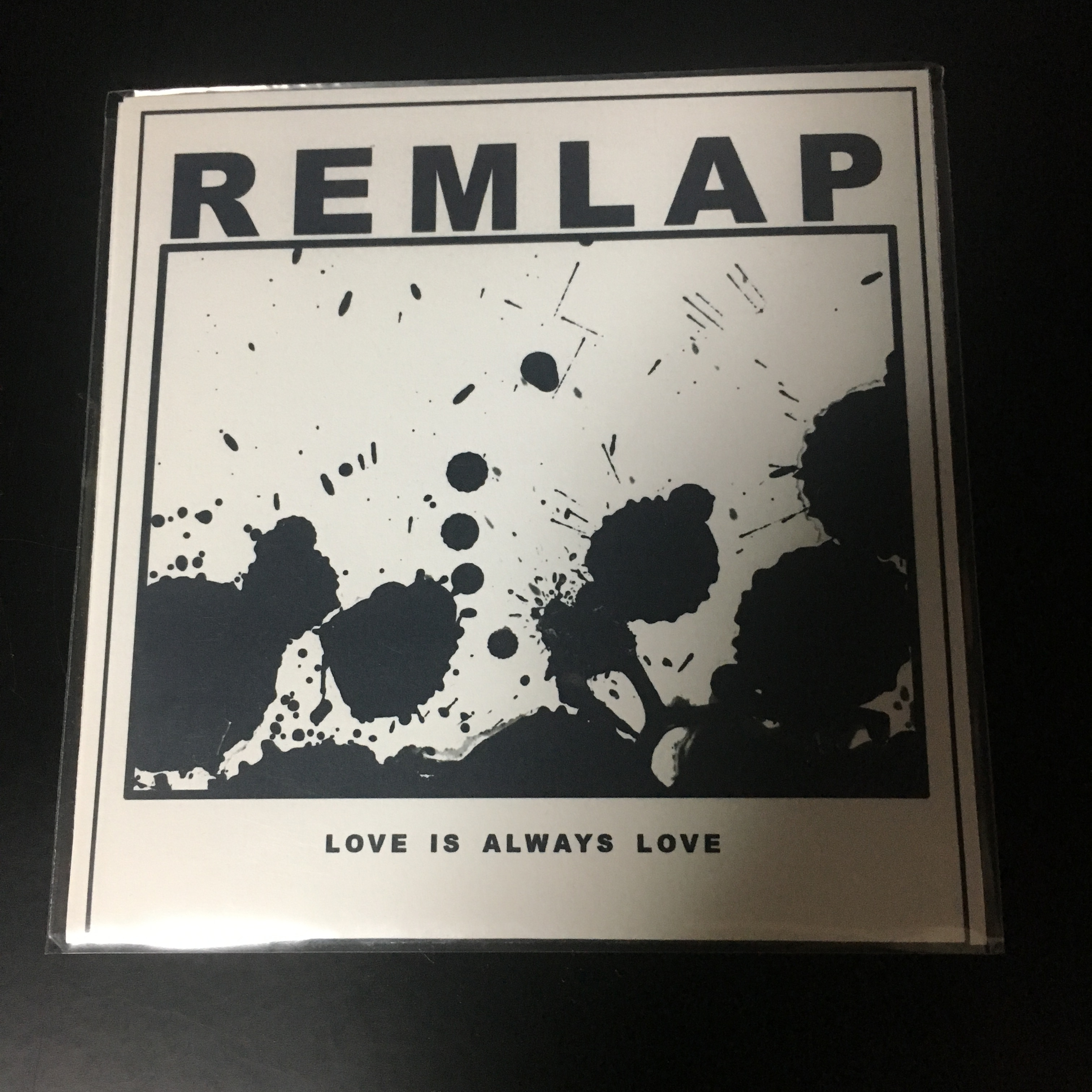 Remlap ‎– Love Is Always Love(CDR)USED