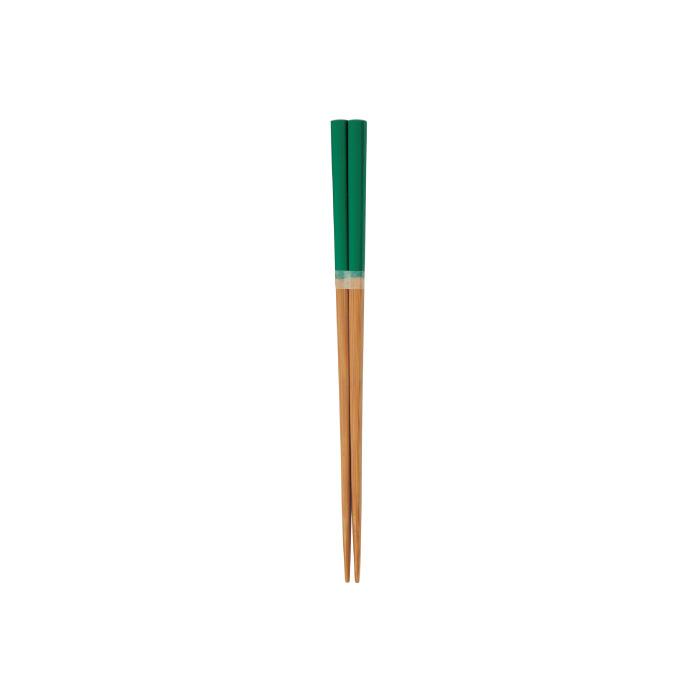 五色角箸(小)緑 【45-183】